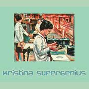 Kristina Supergenius - Trust Your Hard Drive